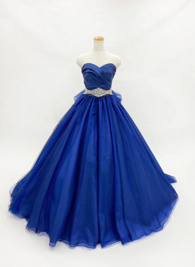 【ルナ】プリンセスラインドレス