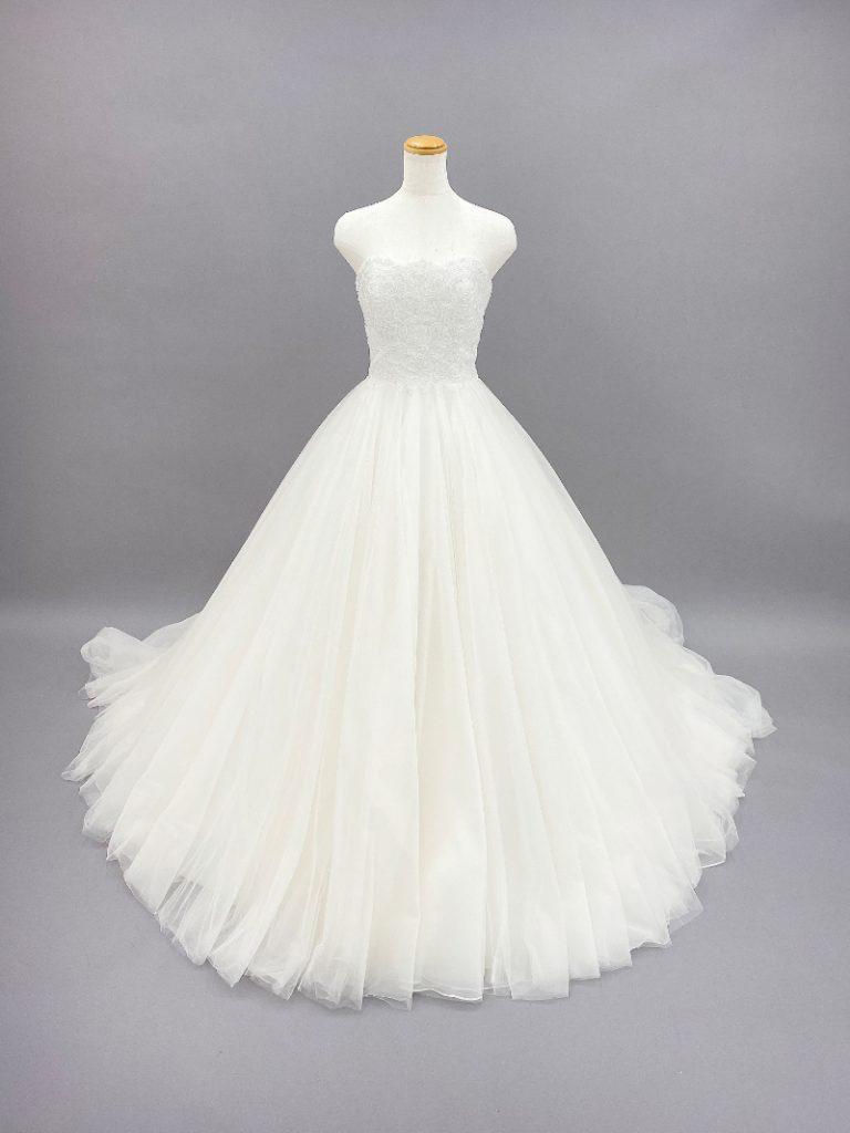 【ジャスミン】プリンセスラインドレス