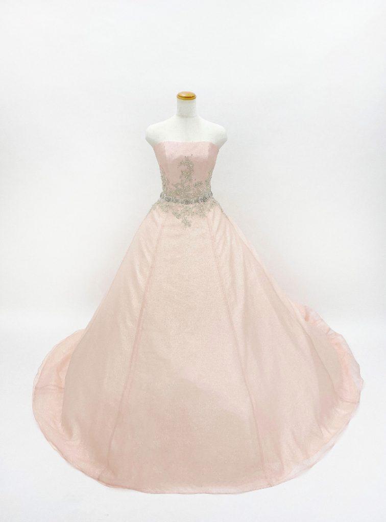 【ブロッサム】プリンセスラインドレス