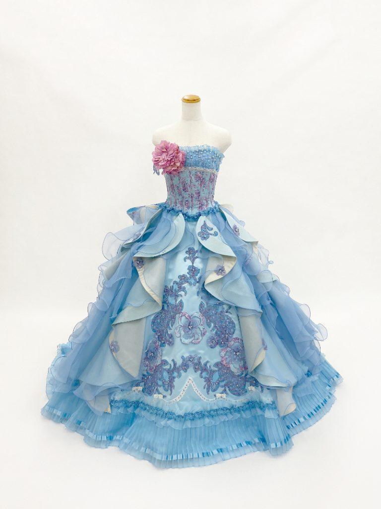 【ハーパー】プリンセスラインドレス