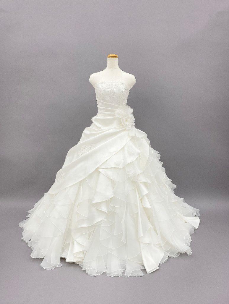 【ブリトニー】プリンセスラインドレス
