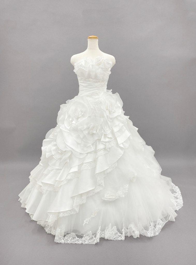 【キャサリン】プリンセスラインドレス