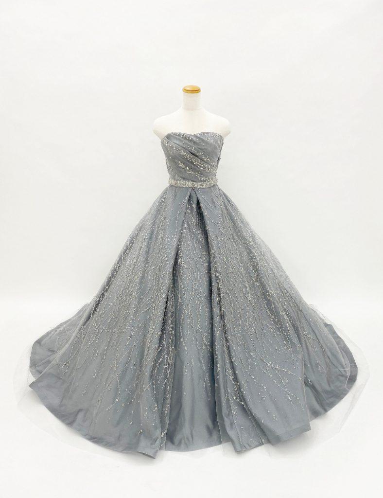 【グレース】プリンセスラインドレス
