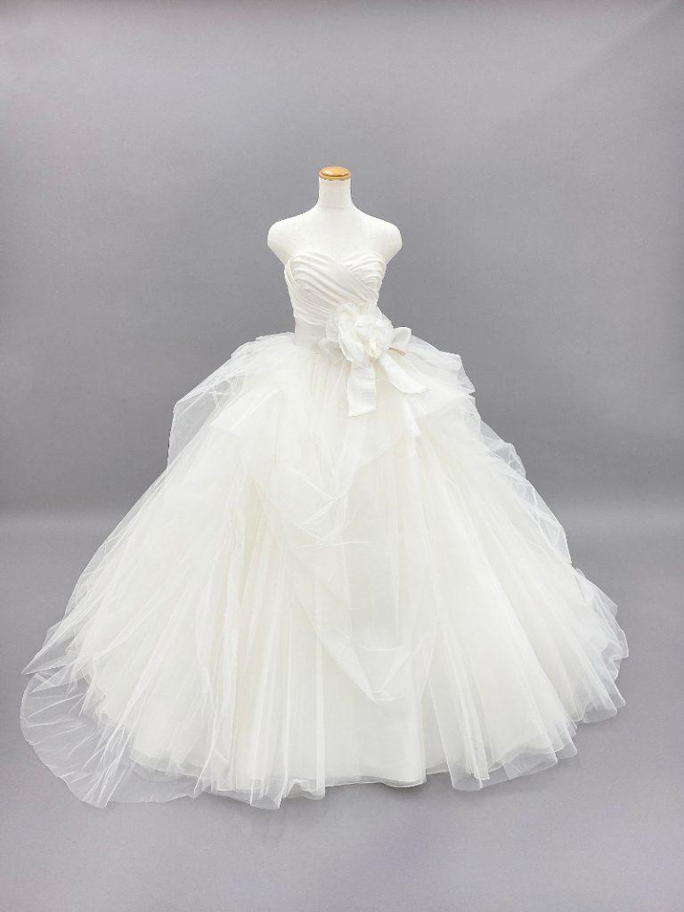 【サラ】プリンセスラインドレス
