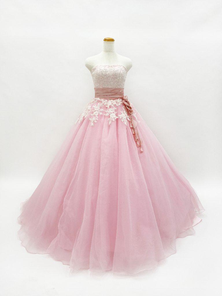 【ピーチ】プリンセスラインドレス