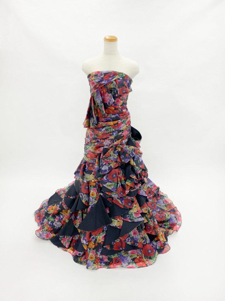 【レイラ】マーメイドラインドレス