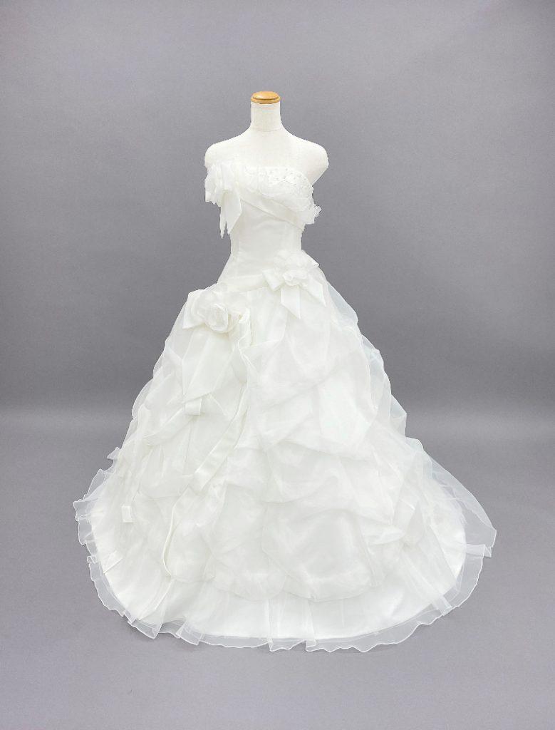 【モーガン】プリンセスラインドレス