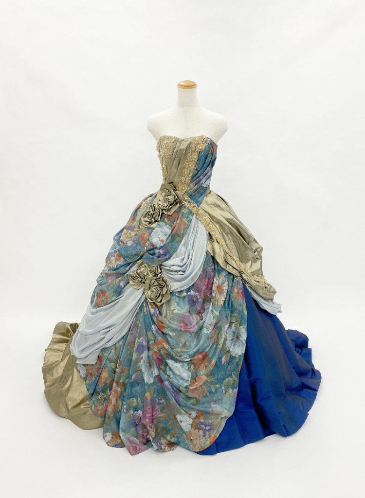 【オードリー】プリンセスラインドレス