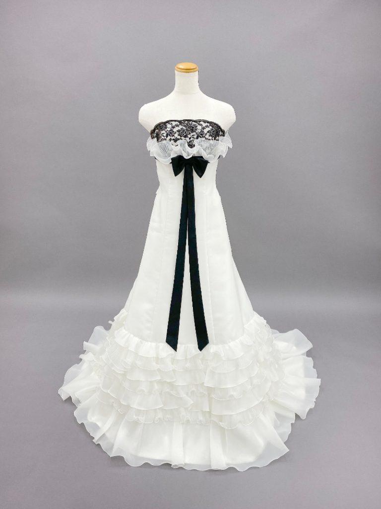 【マディソン】マーメイドラインドレス